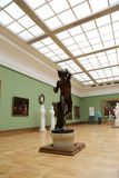 State Tretyakov Gallery is an art gallery in Moscow, Russia, the foremost depository of Russian fine art in the world. The State Tretyakov Gallery is an art Royalty Free Stock Photography