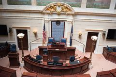 State of Utah House of Representatives Royalty Free Stock Photos