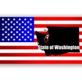 State of Washington Royalty Free Stock Image