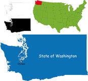 State of Washington, USA Stock Images