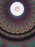 Statehouse de l'Ohio image libre de droits