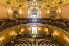 Statehouse del capitolio de California de la Rotonda fotos de archivo