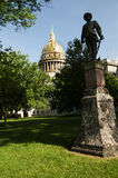 Statehouse of West Virginia in Charleston West Virginia USA Stock Photos