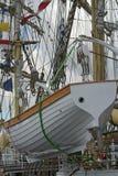 statek żeglując Fotografia Stock
