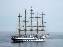 statek żeglując Obraz Stock