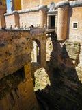 Statek, Alcazar, Segovia, Hiszpania Zdjęcie Royalty Free