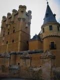 Statek, Alcazar, Segovia, Hiszpania Zdjęcia Stock