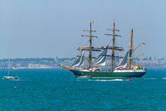 Statek Aleksander Von Humboldt II Zdjęcie Stock