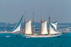 Statek Creoula Zdjęcia Royalty Free