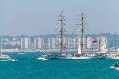 Statek Fryderyk Chopin Zdjęcie Stock