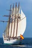 Statek Juan Sebastian De Elcano Zdjęcia Stock