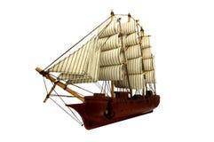 Statek lub Barque Fotografia Royalty Free