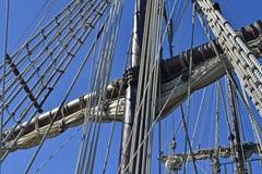 statek masztowy wysoki Obrazy Stock