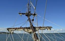 statek masztowy wysoki Zdjęcia Royalty Free