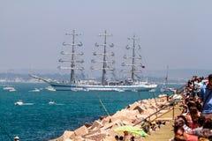 Statek MIR Obraz Royalty Free