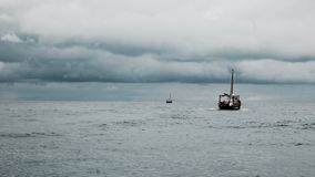 statek oceanu 2 Fotografia Stock