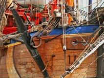 statek piracki Obrazy Royalty Free