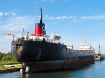 statek portowa kontrpara Obrazy Royalty Free