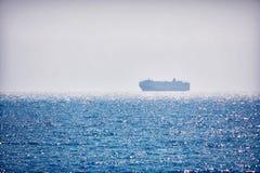 Statek przy morzem Obraz Stock