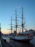statek ' s sail. Obrazy Stock
