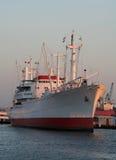 statek towarowy Fotografia Stock