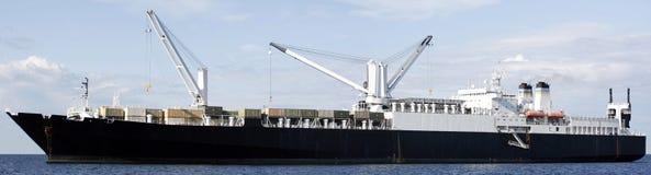 statek towarowy Zdjęcia Stock