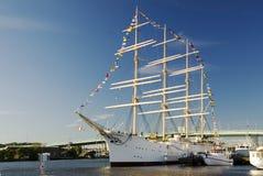 Statek Viking w Gothenburg Obrazy Stock