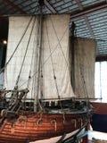 Statek w akwarium Singapore Obraz Stock