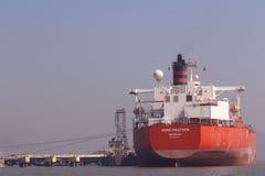 Statek w Arabskim morzu Obrazy Royalty Free
