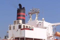 Statek w Arabskim morzu Zdjęcia Royalty Free
