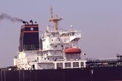Statek w Arabskim morzu Zdjęcie Royalty Free