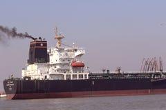 Statek w Arabskim morzu Fotografia Stock