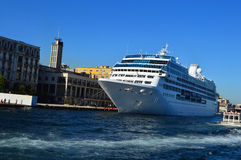 Statek w Istanbuł Zdjęcie Stock