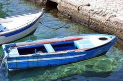 Statek w porcie Fotografia Royalty Free