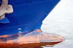 Statek w porcie Obrazy Stock