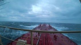 Statek w szorstkim morzu zbiory
