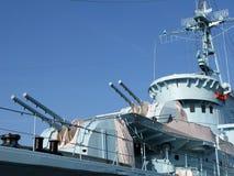 statek wojenny Fotografia Royalty Free