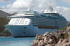 statek wycieczkowy Zdjęcie Royalty Free