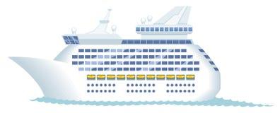 statek wycieczkowy Zdjęcia Stock