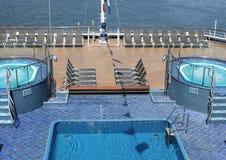 statek wycieczkowy Obrazy Royalty Free