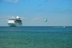 statek wycieczkowy Fotografia Royalty Free