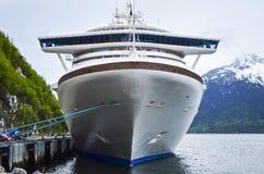 Statek wycieczkowy Anface zdjęcia royalty free
