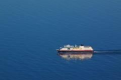 Statek wycieczkowy żeglowanie Zdjęcie Royalty Free