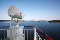 Rejsu żeglowanie w Stockholm Obraz Royalty Free