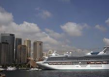 statek wycieczkowy Sydney zdjęcia stock