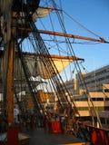 statek wysoki Obrazy Royalty Free