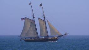 statek wysoki Fotografia Stock