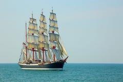 statek wysoki Fotografia Royalty Free