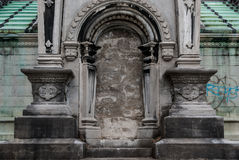 Stately Crypt Stock Photography