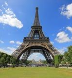 Stately Eiffel Tower Stock Photos